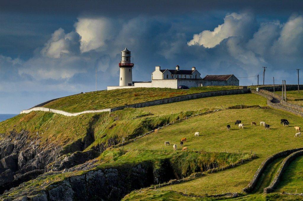 phare irlandais